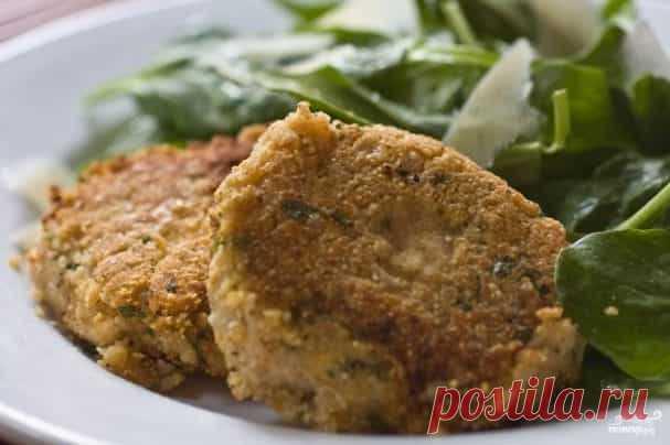 Котлеты из фасоли  пошаговый рецепт с фото на Поварру