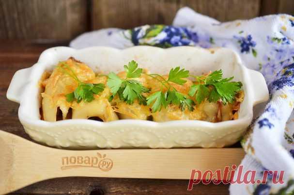 Кальмары, фаршированные грибами и черносливом - пошаговый рецепт с фото на Повар.ру