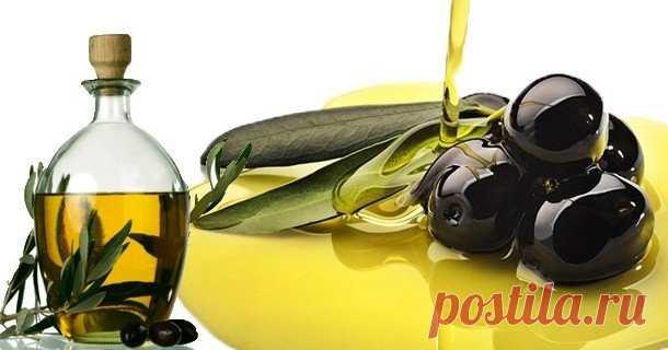 La máscara con el aceite de oliva de la caída de los cabello