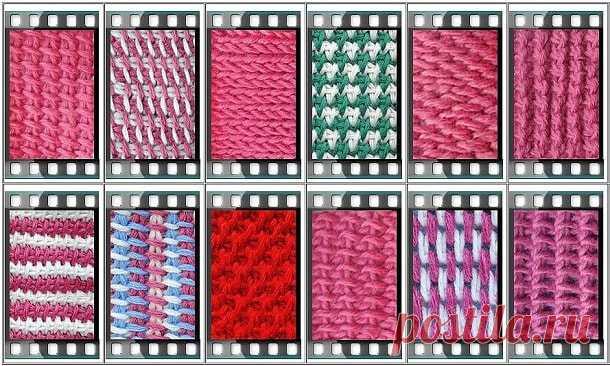 Удивительное тунисское вязание | Рукоделие