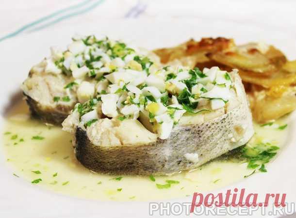Блюда из рыбы - 20 лучших рецептов