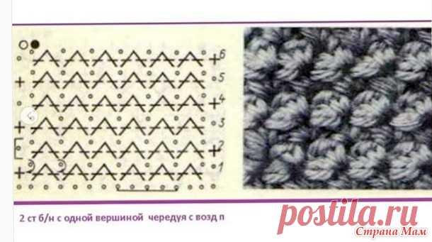 Мужской пуловер - 3 - Вязание - Страна Мам