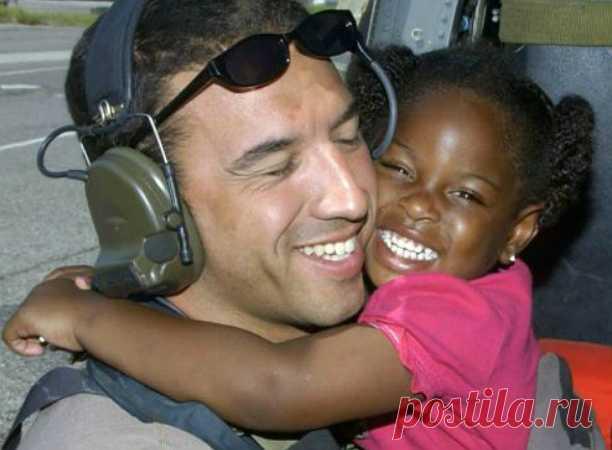 Ветеран разыскал девочку, которую спас 10 лет назад — чтобы поблагодарить ее . Милая Я