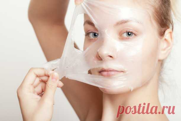 10 house masks which will replace Botox and fillers   with Goodhouse.ru