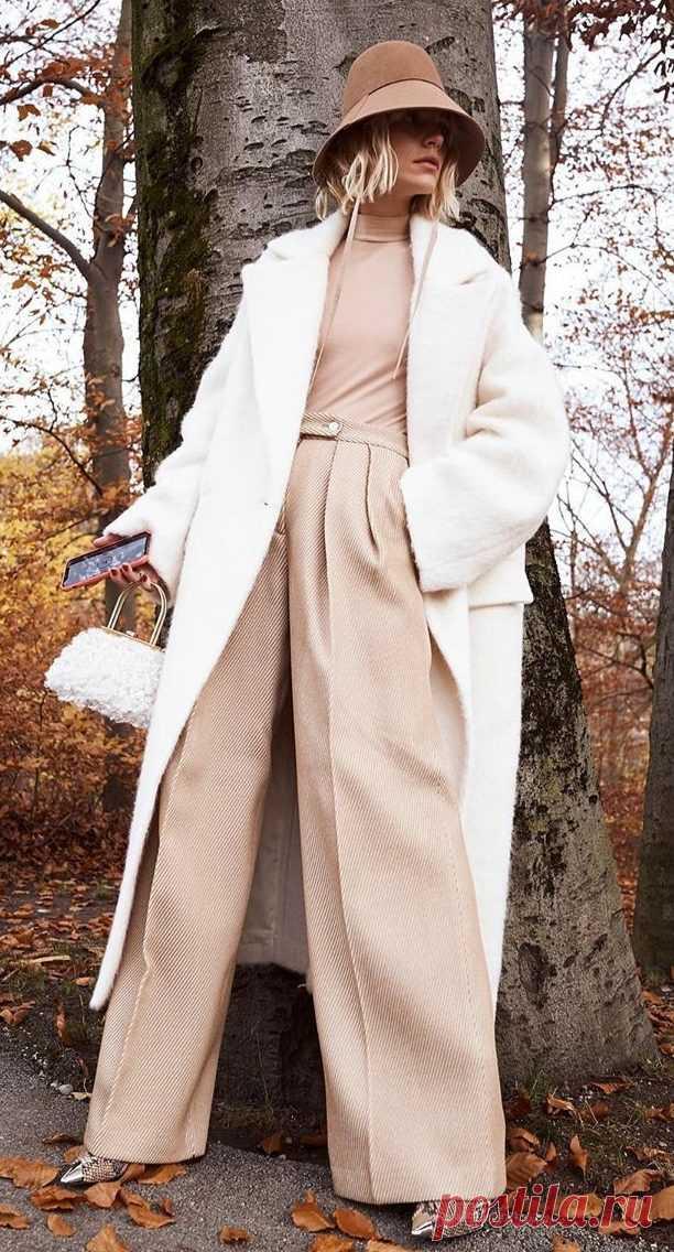 Модные брюки осень-зима 2020-2021 / Все для женщины