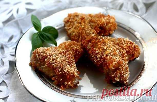 Куриные крылышки - вкусная закуска для любого случая