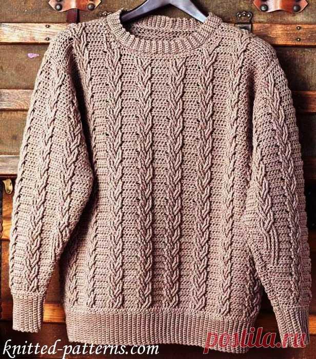El pulóver de Arany por el gancho