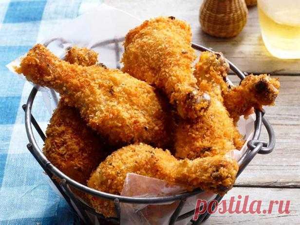 Хрустящие куриные ножки в лимонном маринаде рецепт   Гранд кулинар