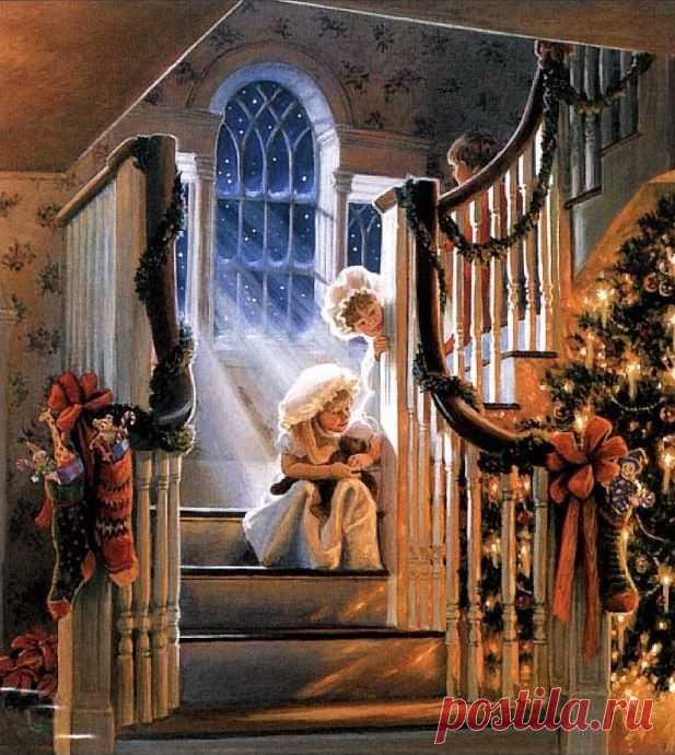Днем рождения, в ожидании новогоднего чуда открытки