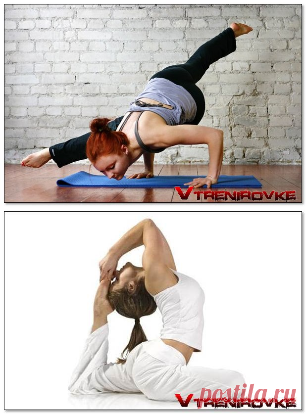 Гимнастика Гермеса для женщин.