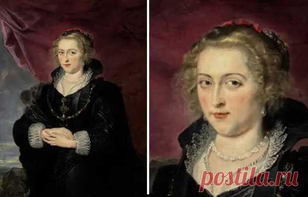 Где находилась таинственная «Дама в черном» Рубенса на протяжении 140 лет, и Почему её так хотели найти — vestinews