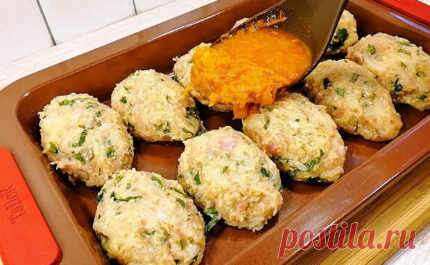 Капустно-мясная запеканка понравилась даже тем, кто не ест капусту. Ставим в духовку и почти готово