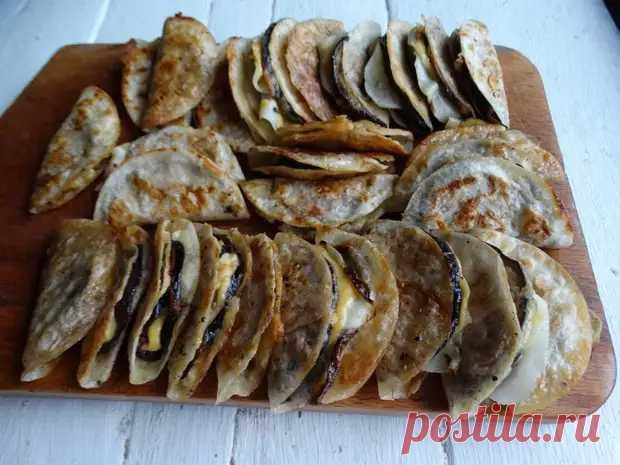 Лаваш + баклажан + сыр = обалденная закуска на любой повод - Ваши любимые рецепты - медиаплатформа МирТесен