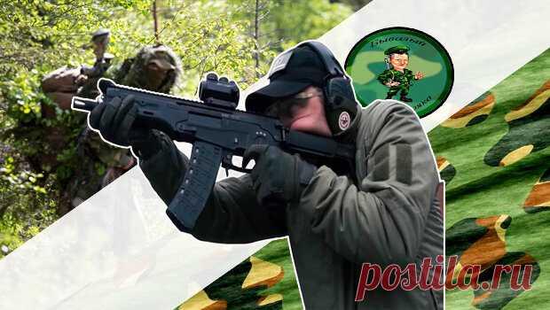Новинка от концерна «Калашников»-отечественный автомата АМ-17   Бывалый вояка   Яндекс Дзен