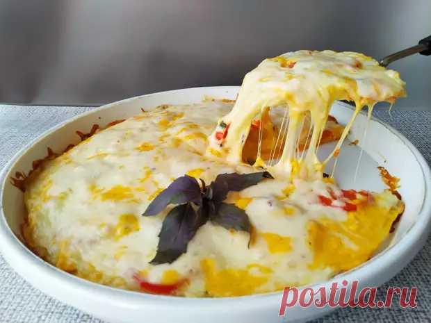 Сырная пицца на бездрожжевой основе (быстрая пицца) - Искусница - медиаплатформа МирТесен