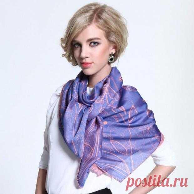 Как носить платок летом: Топ-7 идей позволяющих превратить косынку в стильное украшение
