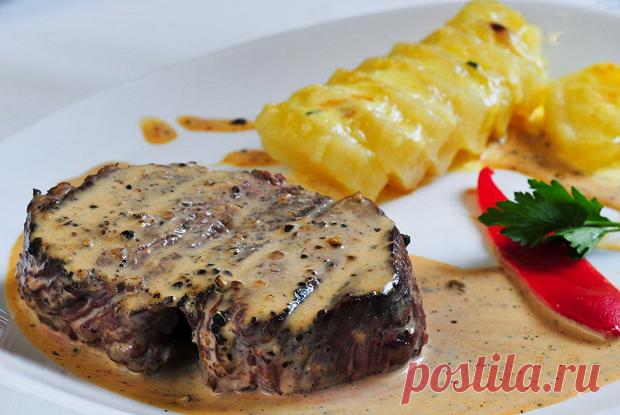 Ломо а ла пимьента — мясо по-аргентински рецепт – аргентинская кухня: основные блюда. «Еда»