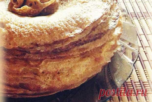 Блины из цельнозерновой муки на молоке без масла рецепт Европейская кухня: Завтраки.