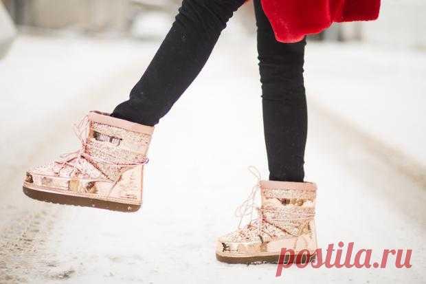 Советы для женщин: как выбрать идеальную обувь для холодного времени года
