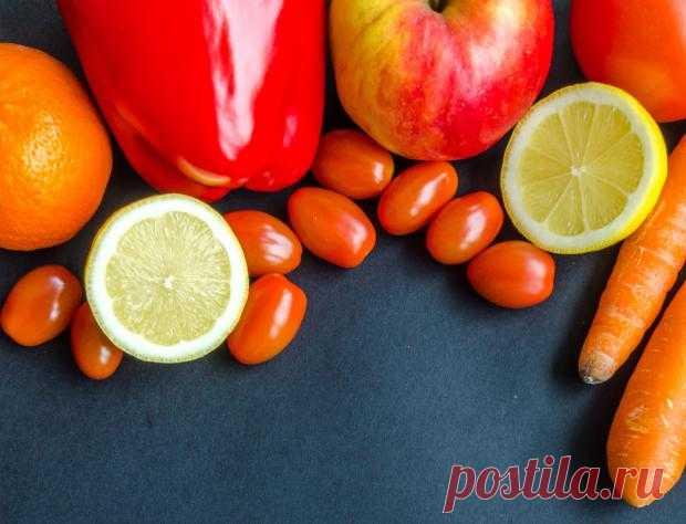 Здоровье осенью: какие фрукты и овощи нужно обязательно включить в рацион