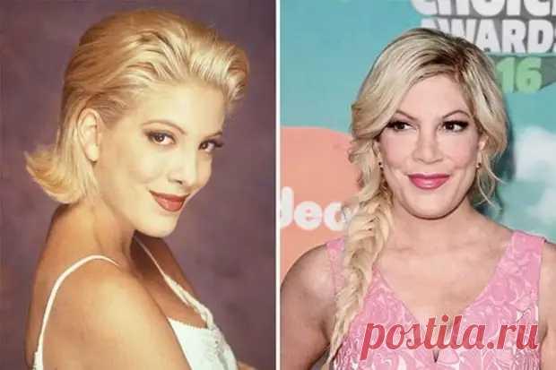Как сложились судьбы четырех самых ярких актрис культового сериала 1990-х «Беверли-Хиллз, 90210» | VestiNewsRF.Ru