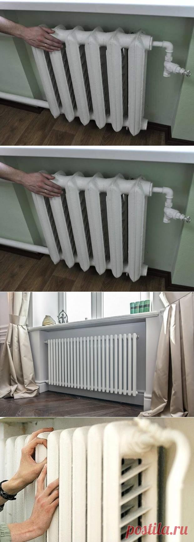 Горячая сверху, холодная снизу: как решить подобную проблему с батареей Очень часто в квартирах бывает такое, что батарея отопления горячая только сверху,... Читай дальше на сайте. Жми подробнее ➡