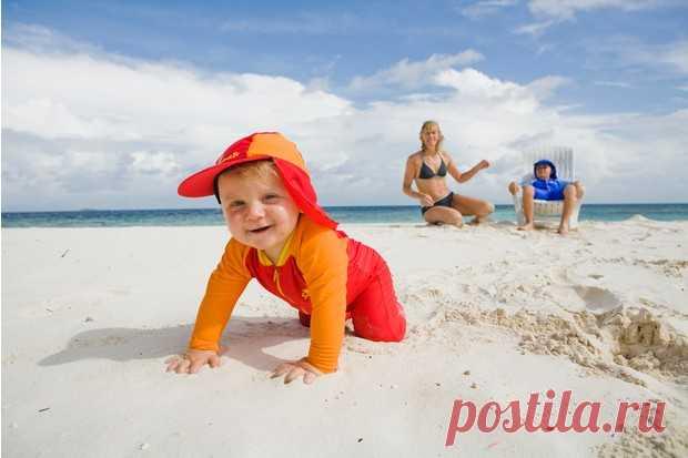 Только не они! Почему мамы с детьми бесят отдыхающих на пляже | PARENTS