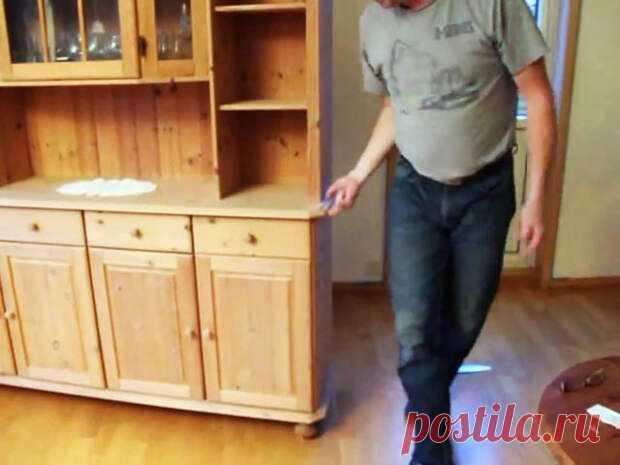 Как легко в одиночку передвинуть тяжелую мебель Во время генеральной уборки, косметического ремонта или просто перестановок в квартире часто... Читай дальше на сайте. Жми подробнее ➡