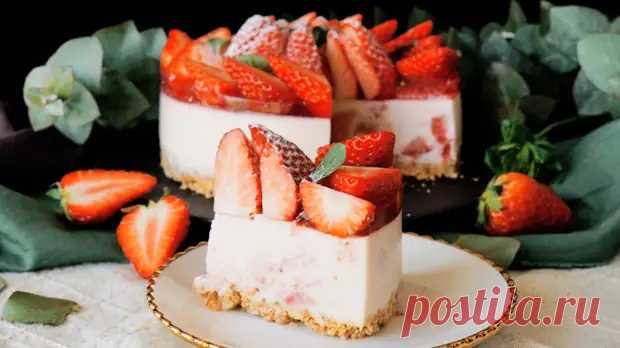 8 тортов на скорую руку, которые можно приготовить из печенья - БУДЕТ ВКУСНО! - медиаплатформа МирТесен