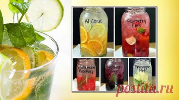 Cómo hacer agua refrescante con vitaminas – Hoy En Belleza