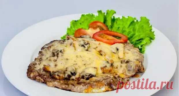 Сочное отбивное мясо: в духовке даже лучше, чем на сковороде - Вкусные рецепты - медиаплатформа МирТесен