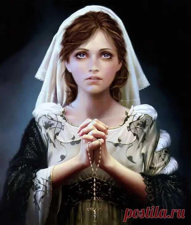 Защитная молитва., которую ... - блог пользователя Иля Чернова - медиаплатформа МирТесен