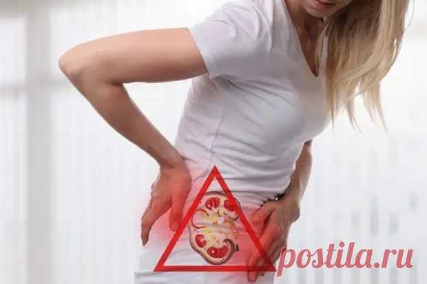 12 признаков того, что у вас больные почки - ПолонСил.ру - социальная сеть здоровья - медиаплатформа МирТесен