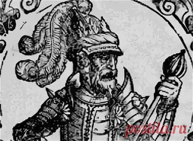 Правда о Русколанском князе Мамае - медиаплатформа МирТесен