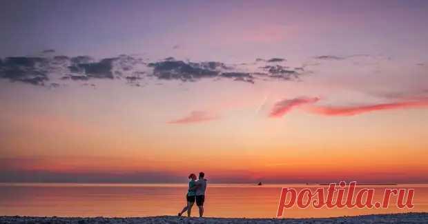 Любовь — это судьба. И не надо волноваться, что вы свою любовь пропустите и не узнаете - ♀♂ Гостиная для друзей - медиаплатформа МирТесен