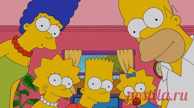 """""""Симпсоны"""" меняют актеров озвучки: борьба с расизмом на телевидении"""