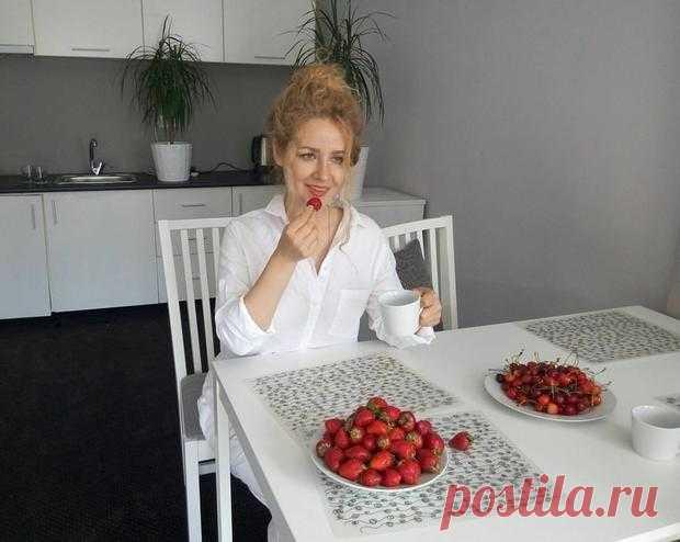 Клубничная диета: с чем есть первые летние ягоды - Здоровье на Joinfo.ua