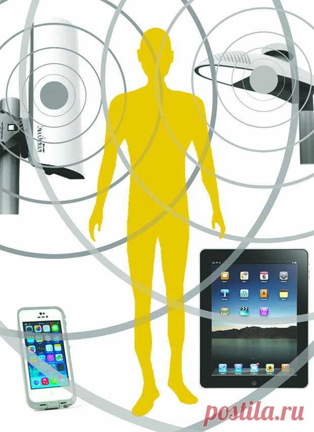 Как защитить себя от негативного влияния электромагнитных полей... - Познавательный сайт ,,1000 мелочей