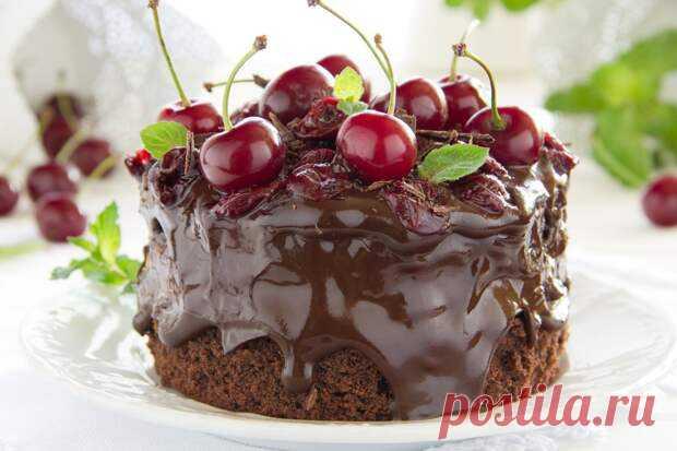 Шикарные десерты с вишней - БУДЕТ ВКУСНО! - медиаплатформа МирТесен  Мало кто откажется от сладкого кусочка счастья, ведь десерты любят все: и взрослые, и дети! Вишня - не только вкусная ягода, но и яркий акцент многих десертов, особенно шоколадных. Поэтому, в ожидании открытия вишневого сезона, мы предлагаем запастись простыми рецептами десертов с вишней.