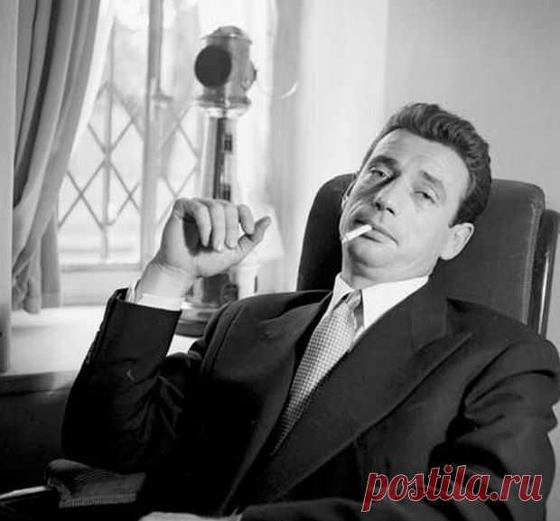 Ив Монтан, 13 октября, 1921  • 9 ноября 1991