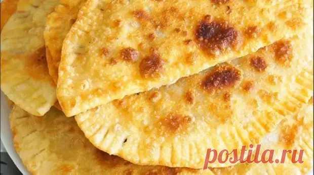 Хрустящие чебуреки в духовке: лучшие рецепты сытной выпечки - Вкусные рецепты - медиаплатформа МирТесен
