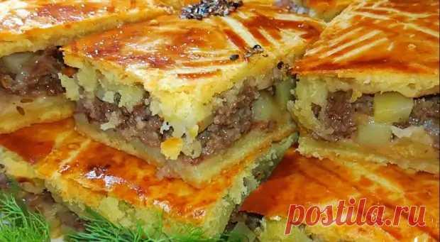 200 граммов фарша, кефир и картофель: мясной пирог разбирают за минуты - Steak Lovers - медиаплатформа МирТесен