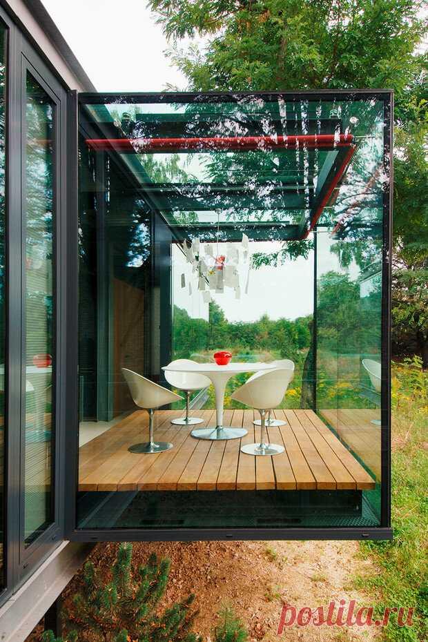 Что строить: веранду, террасу или настил? Отвечают эксперты | ELLE Decoration | Яндекс Дзен