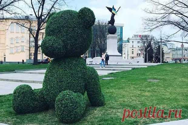 Яркий город: топ-10 арт-объектов Харькова