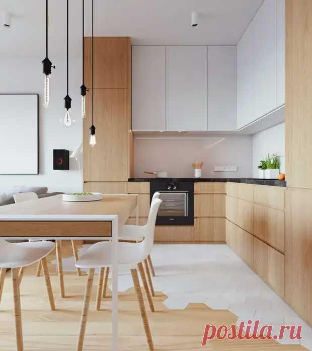 Удобная и стильная угловая кухня — 23 современных решения - Квартира, дом, дача - медиаплатформа МирТесен