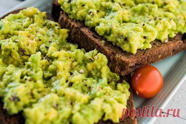Авокадо с творогом рецепт – американская кухня: закуски