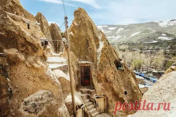 Кандован – удивительная деревня на склоне вулкана - Квартира, дом, дача - медиаплатформа МирТесен