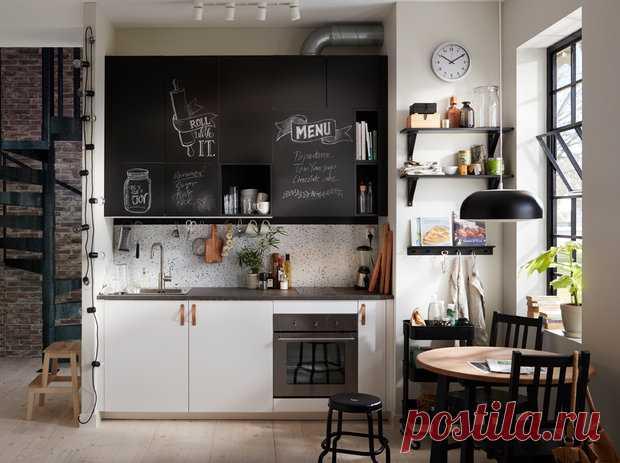 Гид INMYROOM: 24 классных решения ИКЕА для кухни — INMYROOM