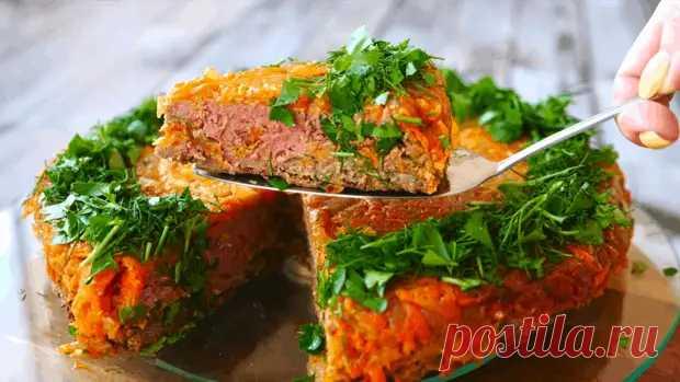 Печень по-царски — шикарное блюдо из доступных продуктов - Своими руками - медиаплатформа МирТесен