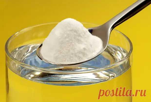 Очищение организма содой: польза и рецепты (Неумывакин, Огулов) - Народная медицина - медиаплатформа МирТесен